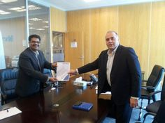 SOD Technologies signs MoU with Smartworld, for Supporting IT Sector of Dubai World Central (DWC) — in Dubai, United Arab Emirates.