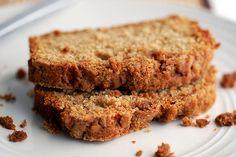 cinnamon quick bread.