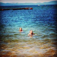 Me in Lake Tahoe