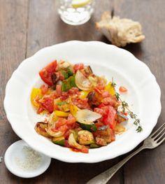 Ratatouille - Vegan essen: Rezepte für Veganer - [LIVING AT HOME]