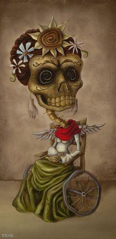 The Frida, Brando Maldonado