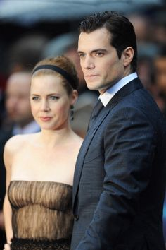 Henry and Amy Adams
