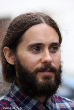 Bearded Jared. I think I am starting to like his beard