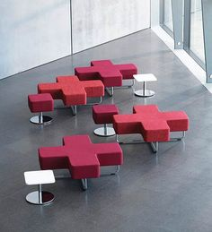 Jaks Seating - DEMCO Library Interiors