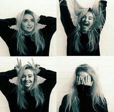 Sabrina Carpenter // all smiles