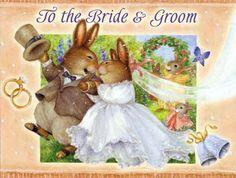 Susan Wheeler Sweet Hummingbird Lane | Sweet Hummingbird Lane :: Susan Wheeler Cards :: Wedding