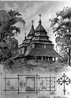 CROSS IDEAS - Rusyn church