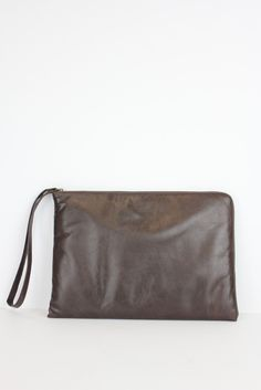 LEATHER LAPTOP