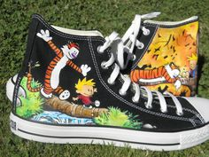 FatSheep - Calvin and Hobbes for Peter by Squadallama on deviantART