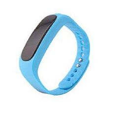 1pc New Arrival h9e02 Upgraded Version of the Andrews ios Waterproof Smart Pedometer Sports Wristband Sleep Monitor Blue