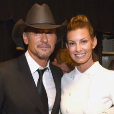 """""""I think both Tim and I agree the first time we heard that song,"""" Hill said, """"it immediately reminded me of us, and the feeling that we had the first time that we admitted and decided that we were going to be married."""