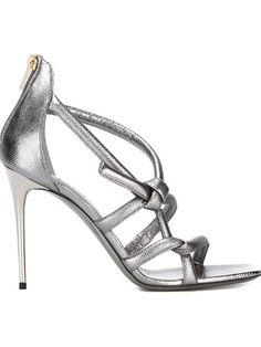 JIMMY CHOO 'Knot' Sandals. #jimmychoo #shoes #sandals