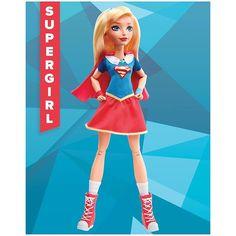 Esse ano a DC Comics resolveu investir bastante no publico feminino, principalmente o infantil. Foi assim que surgiu o projeto DC Super Hero Girls, um...