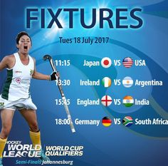 Have you got your tickets for tonight's most anticipated game? Your favourite super heroines - Private Property's very own Wonder Women, are in action tonight in their vital quarter final clash with Germany at sharp. Women's Hockey, Hockey World, Germany Vs, Wonder Women, Female Athletes, African Women, Heroines, World Cup, Finals