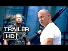 Fast & Furious 6 Official Final Trailer (2013) - Vin Diesel Movie HD