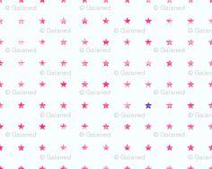 tissus à étoiles coordonnées bientôt disponible sur Spoonflower/#spoonflowered