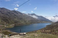 Twenty two kilometres (37 min) from  Changu Lake is the beautiful Elephant Lake. It is surrounded by mountains and valleys. The shape looks like that of an elephant. In Kupup village nearby, an 18-hole golf course has been built. At 13,00 feet, it is the world's highest golf course.