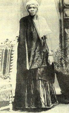 Maria Julia da Conceição Nazaré (Mãe Julia 1ª Iarorixá do Gantois)