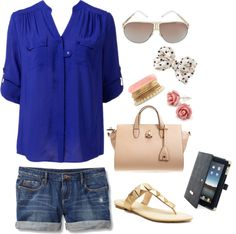 perfect on the go outfit!