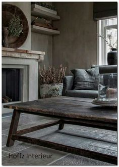 -Many consider this Wabi Sabi style….raw beauty with a few simple elements. – M… Many consider this Wabi Sabi style….raw beauty with a few simple elements. – Mel Raddatz Writer – Bild See it Wabi Sabi, Casa Wabi, Living Room Decor, Living Spaces, Living Rooms, Swedish Decor, Rustic Interiors, Home Fashion, Home And Living