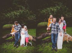Foggy Golden Gate Family Session, family picture ideas, what to wear for family pictures