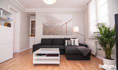 #proyectoindustria #iloftyou #interiordesign #ikea #barcelona #lowcost #livingroom #kivik #boksel #besta #stave #knappa #samtid