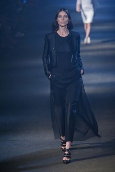 Bad-ass girl I P. Gurung I #SS2013 I #NYFW