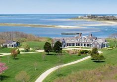 Um. Yes Please. A Look Inside New England's Most Expensive Mansion on Nantucket Island.