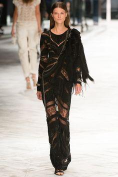 Roberto Cavalli Spring 2014 Dress
