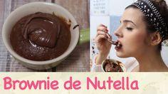 BROWNIE de NUTELLA para ficar babando! | TPM, pra que te quero?