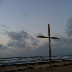 Cross at Surfside Beach, TX