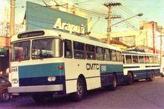 TRÓLEBUS BRASILEIROS - CMTC: Histórico Sistema Trólebus