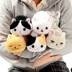 picture of Tsuchineko Kidoairaku Plushies (Standard) 13