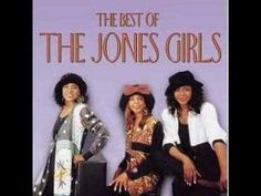 ▶ Jones Girls - Who Can I Run To (1979) - YouTube Xscape covered this nicely in 1995.