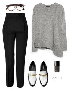 """""""273"""" by szum ❤ liked on Polyvore featuring Cutler and Gross, Emilio Pucci, MANGO, Chanel and Kate Spade"""