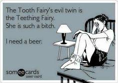 Teething fairy
