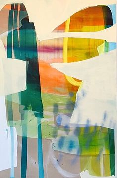 Page Jones Davis , Local Color #colorful #abstract #art