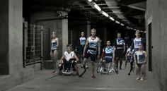 Channel 4 Paralympics: Meet the Superhumans (Annotated Version) Commercial Song: Harder Than You Think by Public Enemy 2012 Summer Olympics, Disabled People, Great Ads, Sports Graphics, Find A Job, Tv Commercials, Olympic Games, Disability, Mens Fitness