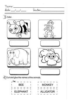 atividades de inglês séries iniciais (4)