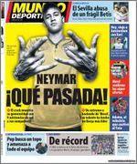 DescargarMundo Deportivo - 25 Noviembre 2013 - PDF - IPAD - ESPAÑOL - HQ