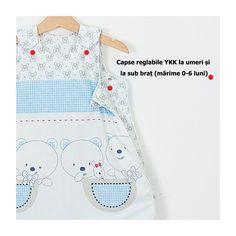 Sac de dormit clasic de iarnă pentru bebelușii. Grosime – 2.5 tog – recomandat pentru temperatura camerei între 18-22°С. ▪ Capse duble reglabile YKK la umeri și capse reglabile la sub braț (mărime 0-6 luni) ▪ Fermoar lateral din ambele părți YKK Căptușit #sacdedormitbebe, #bebe, #saculetidedormit, #saculetifermecati, #somninsiguranta, #NightKnight Baby, Baby Humor, Infant, Babies, Babys