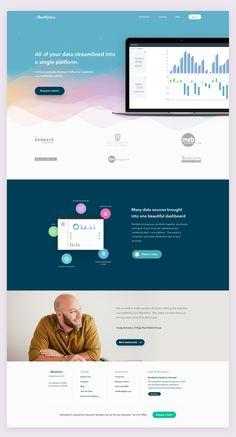 Rentlytics Website Design