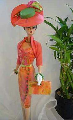 Je ne sais quoi Barbie in fashion by tootsie4mary
