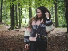 MY fur jacket from Munthe outfit by SIMONEKRONBORG.DK