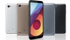 LG has launched its Q6 smartphone with FullVision Display in India at Rs. 14,990. The smartphone will be available for sale exclusively via Amazon