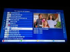 Cable tv program - YouTube