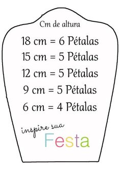 Discover thousands of images about como fazer flores de papel para festas passo a passo SVG Petal Template for DIY Giant Paper Flowers with Center, Digital Version, Original by Annie Rose, Cricut and Silhouette Ready How to Make Giant Paper Flowers to Mak Large Paper Flowers, Crepe Paper Flowers, Paper Flower Backdrop, Giant Paper Flowers, Felt Flowers, Diy Flowers, Fabric Flowers, Flower Petals, Paper Flower Patterns