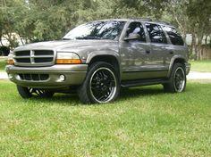 1999 Dodge Durango 4 Dr SLT 4WD SUV ~ $2,999