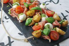 Forrett med italienske smaker