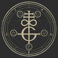 Occult Symbols, Magic Symbols, Occult Art, Band Ghost, Ghost Bc, Ghost Banda, Tattoo Band, Doom Metal Bands, Ghost Tattoo